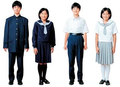 日本の学校制服 - Japanese school uniform